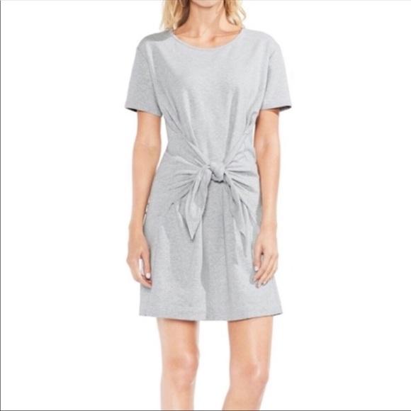 84e4ae2d015e Vince Camuto Dresses | Tiewaist Tshirt Dress | Poshmark